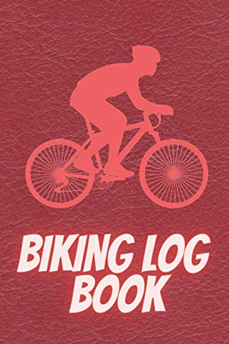 Biking log book: Record your rides and performances| Gift idea for off road biking cycling enthusiasts| notebook for sport lovers|cyclocross bikes|