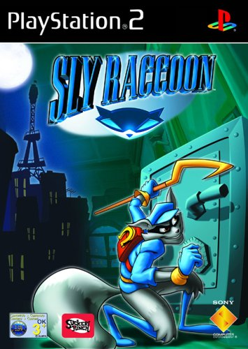 Sly Racoon (PS2) [Importación Inglesa]