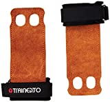 TrainedTo – Gloves for CrossFit and the Gym - Gymnastic WOD Grips - Protect Your Hands From Rips and Tears