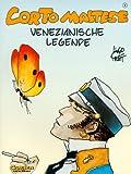 Corto Maltese, Carlsen Comics, Bd.8, Venezianische Legende - Hugo Pratt