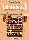 Caligrafía Letra a letra Cuadrícula 1 (Castellano - Material Complementario - Caligrafía Letra A Letra) - 9788421639726