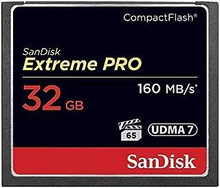 サンディスク コンパクトフラッシュ カード 32GBエクストリーム プロ SDCFXPS-032G-J61