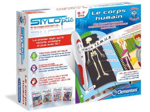 Stylo'ptic - Corps humain