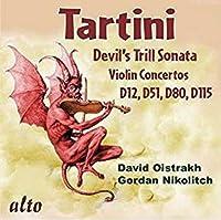 Tartini: the Devil's Trill/Vio