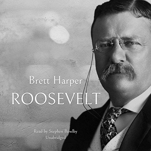 Couverture de Roosevelt