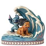 Disney Traditions, Figura de Lilo y Stitch, para coleccionar, Enesco