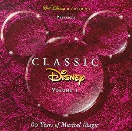 Various Artists - Classic Disney, Vol  1: 60 Years of Musical Magic