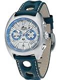 Lotus 15323-1 - Reloj Unisex con Correa de Acero Inoxidable, Color Azul