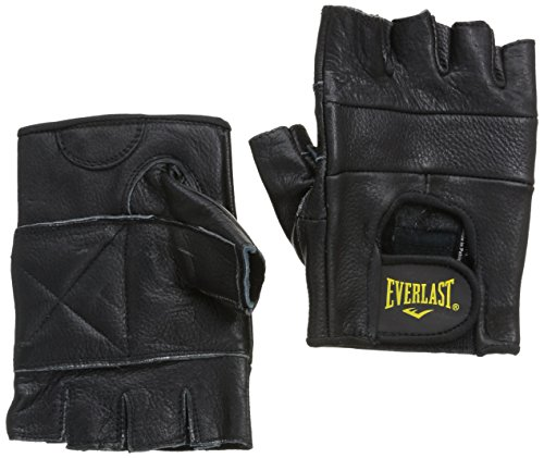 Everlast Leather All Competition guantino Fitness