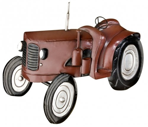 Mural Relief Tracteur