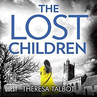 The Lost Children audiobook cover art