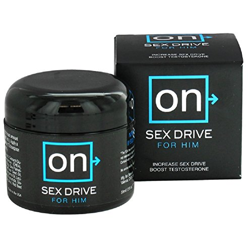 On Sex Drive for Him Testosterone Booster - 2 oz