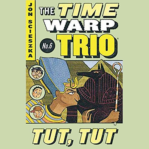 Tut, Tut audiobook cover art