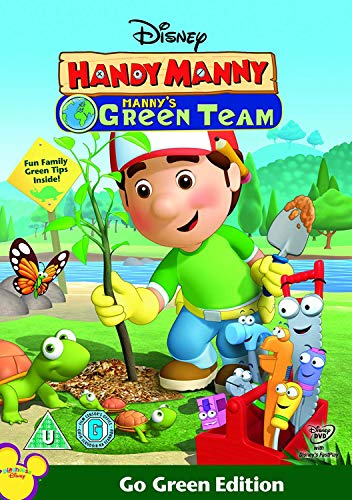 Handy Manny - Manny's Green Team [UK Import]