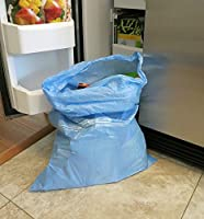 Keep your cold & frozen groceries at the same temperature for up to 6 hours with these intelligent Freezer Bags Uniquely designed with Freeze-Lok technology to keep the contents insulated and below -5°C Perfect to use when shopping Simply fill with y...