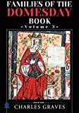Families of the Domesday Book: Volume 3