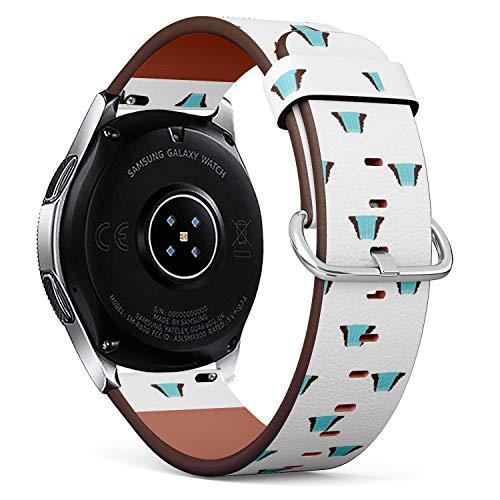 Compatible con Samsung Galaxy Watch (46 mm) - Correa de Relo
