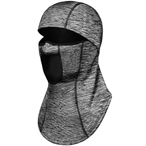 VBIGER Sturmhaube Balaclava Kopfbedeckung Gesichtshaube Halstuch Atmungsaktive für Herren & Damen Fahrrad Motorradfahren Skiund Outdoor Wintersport