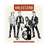 Halestorm Album Cover - Reanimate 2.0 The Covers EP Canvas Poster Bedroom Decor Sports Landscape Office Room Decor Gift 12×12inch(30×30cm) Unframe-style1