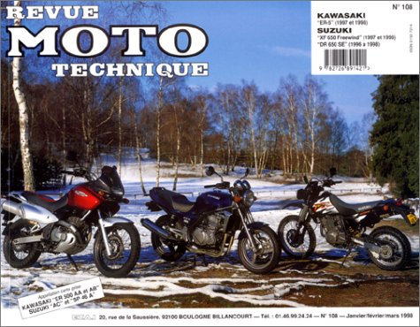 E.T.A.I - Revue Moto Technique 108.2 - KAWASAKI ER-5