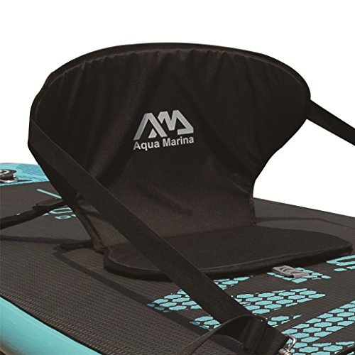 Aquamarina Unisex– Erwachsene Extra Seat Sup Zubehör, Schwarz, Uni - 2