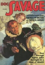 "Doc Savage #1: Fortress of Solitude"" and ""The Devil Genghis"""" (Doc Savage (Nostalgia Ventures))"