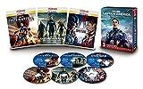 キャプテン・アメリカ MovieNEX 3ムービー・コレクション...[Blu-ray/ブルーレイ]