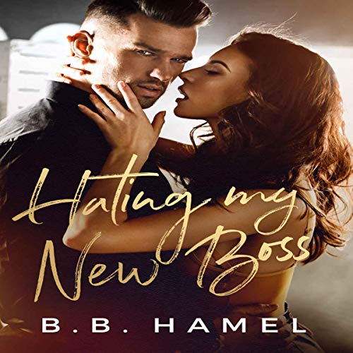 Hating My New Boss audiobook cover art