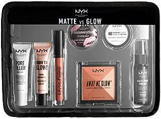 NYX Matt vs. Glow Kit