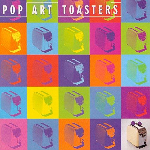Pop Art Toasters