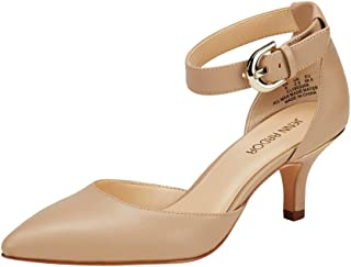 5f3318dbe83 Amazon.com: Brown - Pumps / Shoes: Clothing, Shoes & Jewelry