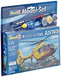 Revell 64939–Model Juego Airbus Heli EC135anwb en Escala 1: 72, Maqueta de, Accesorios