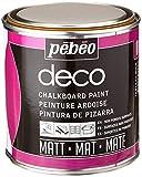 Pébéo – Deco Ardoise 500 ML Tableau Noir – Peinture Pébéo Ardoise -...