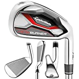 TaylorMade Golf- AEROBURNER HL Irons Graphite Senior Flex 4-PW/AW - Right Hand