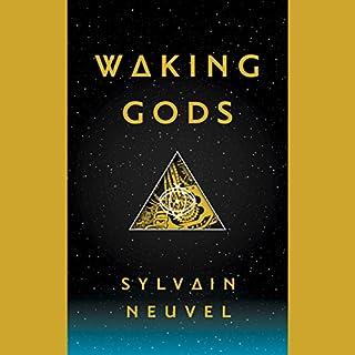 Page de couverture de Waking Gods