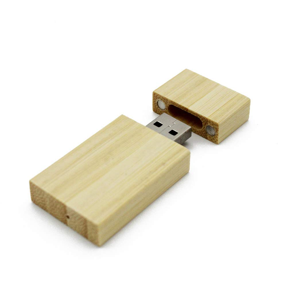 ToomLight USB Flash Drive de Madera + Caja Pendrive 4GB 8GB 16GB 32GB 95GB Diseño para Fotografía Regalo de Boda: Amazon.es: Electrónica