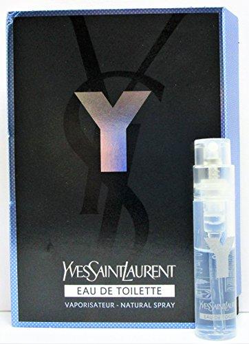 Yves Saint Laurent Y For Men Eau De Toilette 0.04 oz. Sample Spray