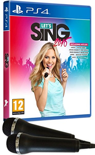 Let's Sing 2016 + Micrófonos