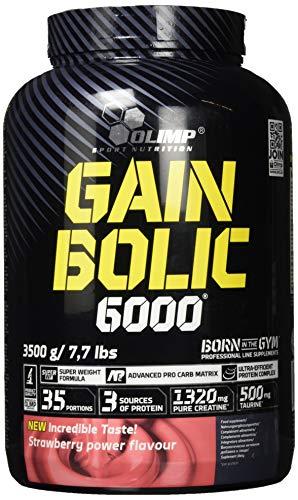 Olimp Gain Bolic 6000, Erdbeere 3500 g