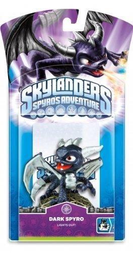 Preisvergleich Produktbild Activision Skylanders: Spyro's Adventure Darth Spyro Videospiele,  Spielzeug und Figuren (Schwarz,  mehrfarbig,  silberfarben