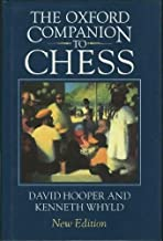 The Oxford Companion to Chess, Second Edition