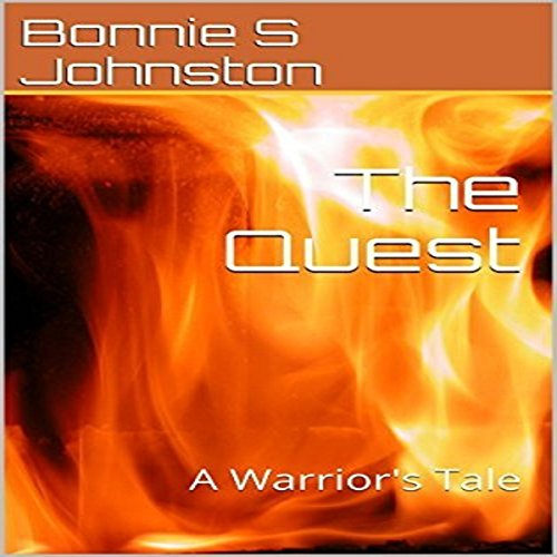The Quest: A Warrior's Tale audiobook cover art