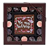 Chocolate Truffles Gift Box by Chocolate Works | Valentine's Day...