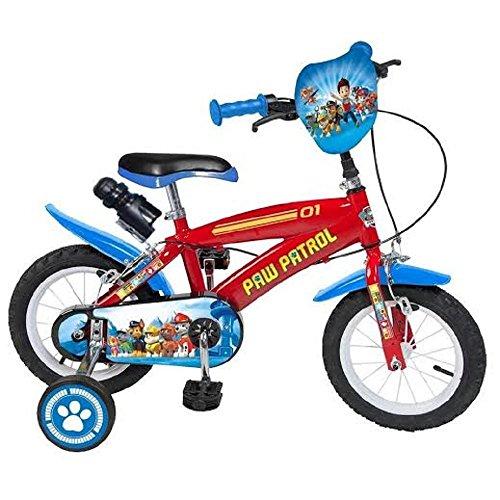 GUIZMAX Vélo La Pat Patrouille 12 Pouces Licence Officielle Disney Enfant