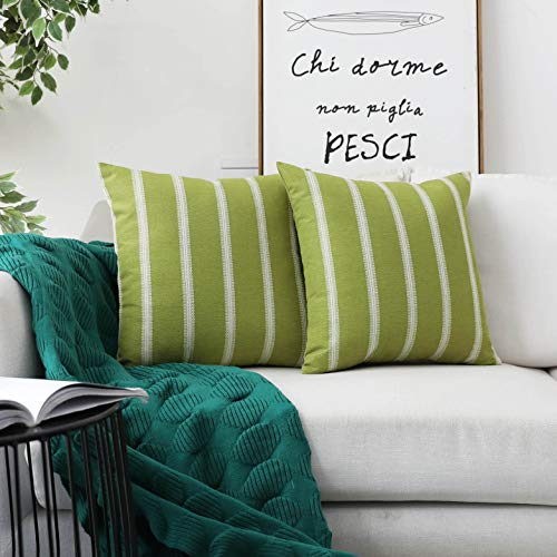 Home Brilliant Decorative Pillow Covers for Couch Throw Pillow Covers Sofa Bench