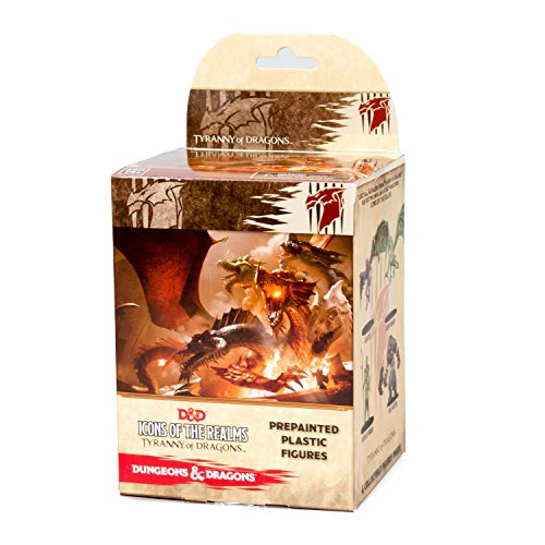 Dungeons & Dragons Icons of the Ralms Tyranny of Dragons Booster