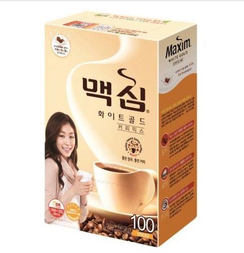 PORSTYLE maxim mokka weißgold mild instant-kaffee-mix 100-sticks