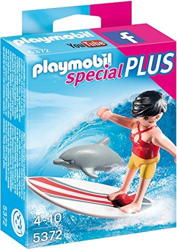 Playmobil 5372 - Surferin mit Delfin