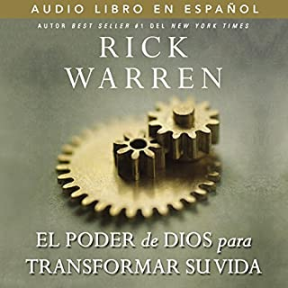 El poder de Dios para transformar su vida [God's Power to Change Your Life]                   By:                                                                                                                                 Rick Warren                               Narrated by:                                                                                                                                 Johnny Peña                      Length: 5 hrs and 32 mins     2 ratings     Overall 5.0