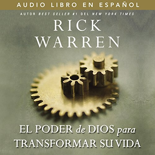 El poder de Dios para transformar su vida [God's Power to Change Your Life] Titelbild